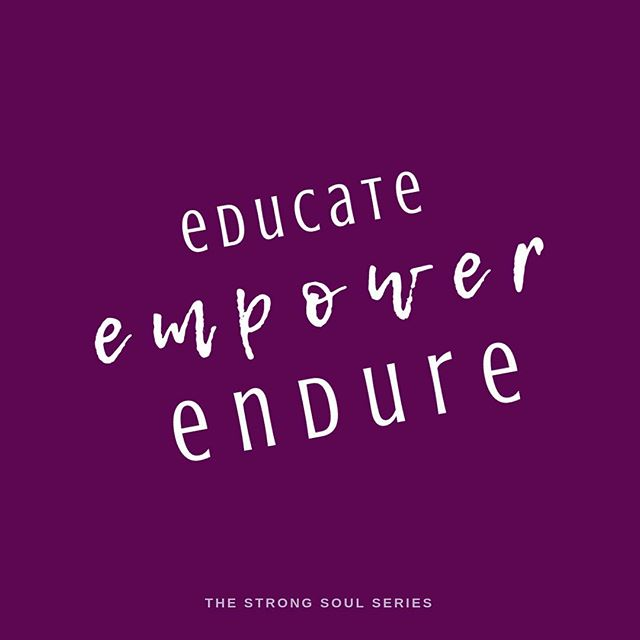 Our Core Beliefs in The Strong Soul Series . . This is what we're made of: . ✨We believe every woman should feel empowered. A woman should feel sexy, confident, strong and beautiful in her body - embracing the wild, the calm, and everything in-between. . ✨We give you the tools you need to let go of what is holding you back. With that knowledge, you can empower yourself to become the best version of you. . ✨And we believe that by building a sustainable lifestyle, you will be able to endure any obstacles that come your way. . . Join us in the Series starting this November where we will be your support system as you navigate the holiday season and give you simple and practical tools to take on anything that comes your way! . . . .