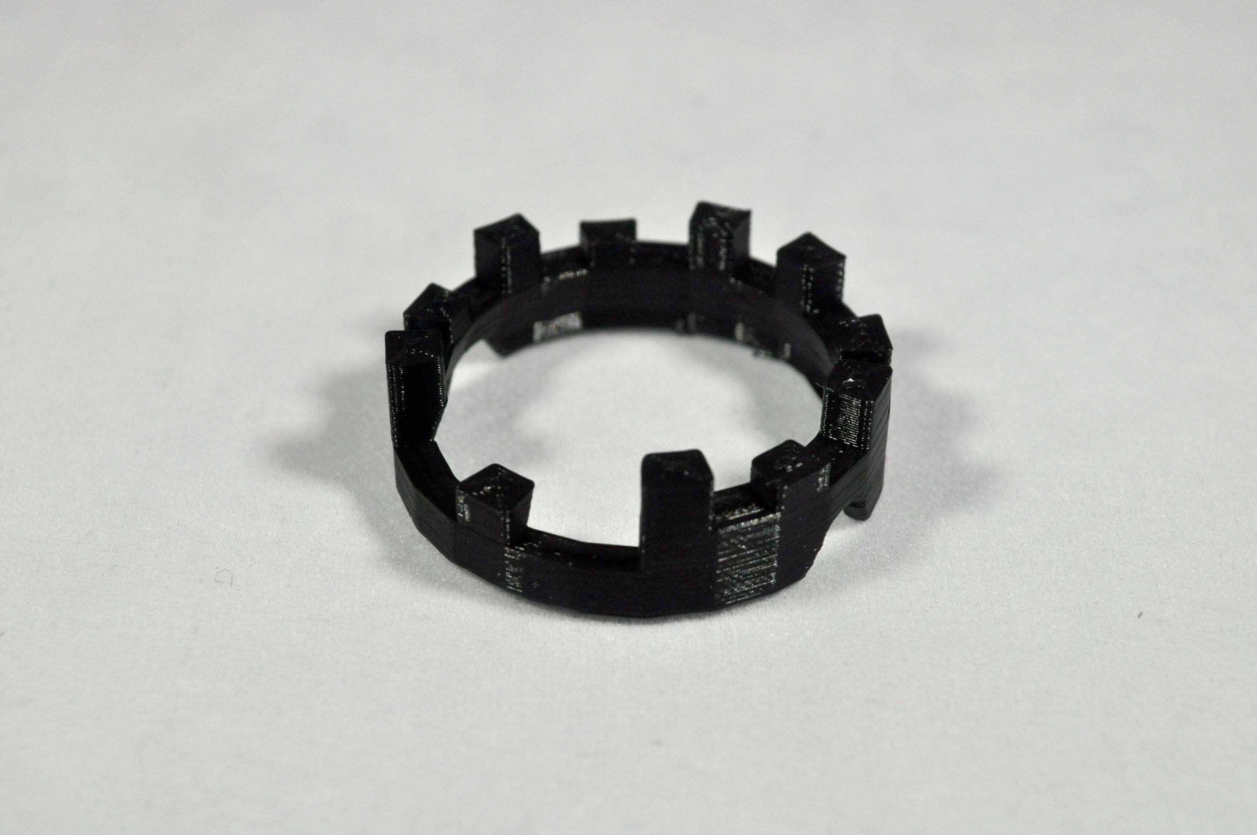 Black Base Crown