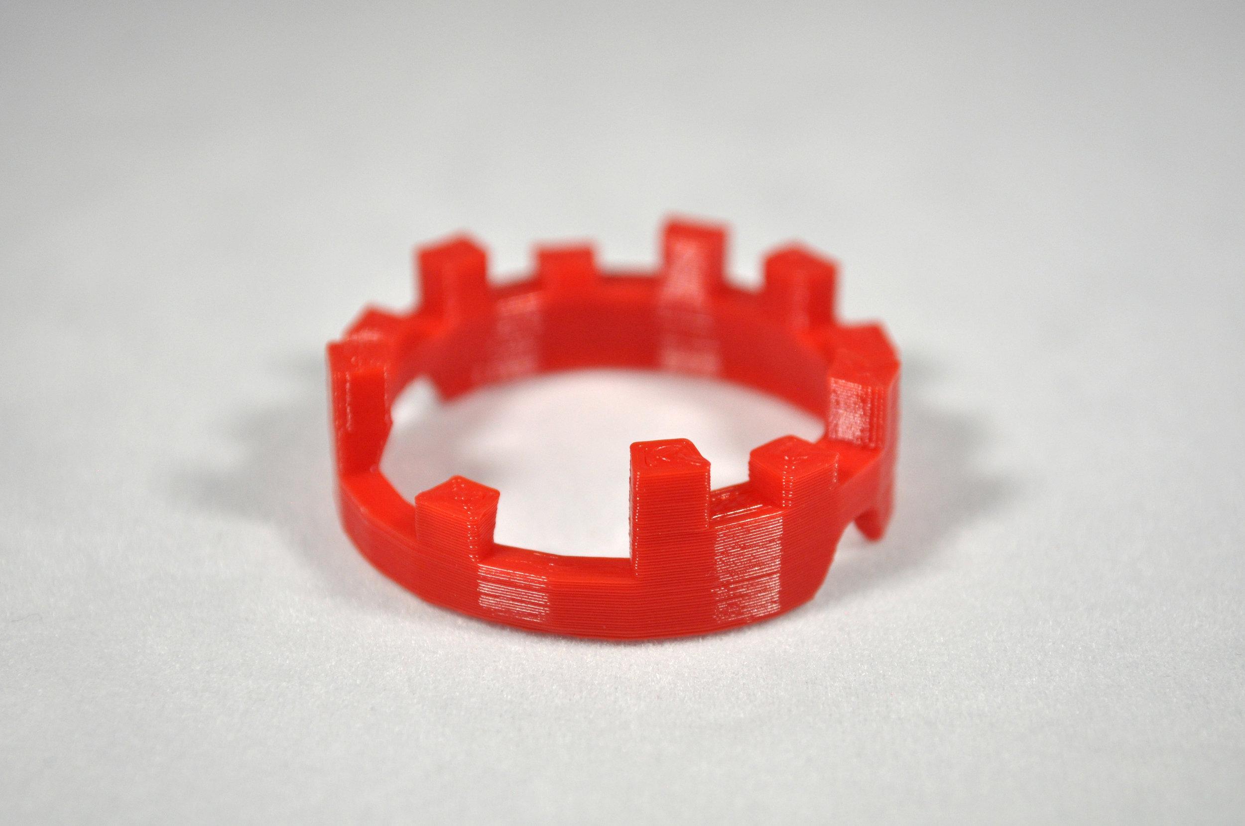 Red Base Crown
