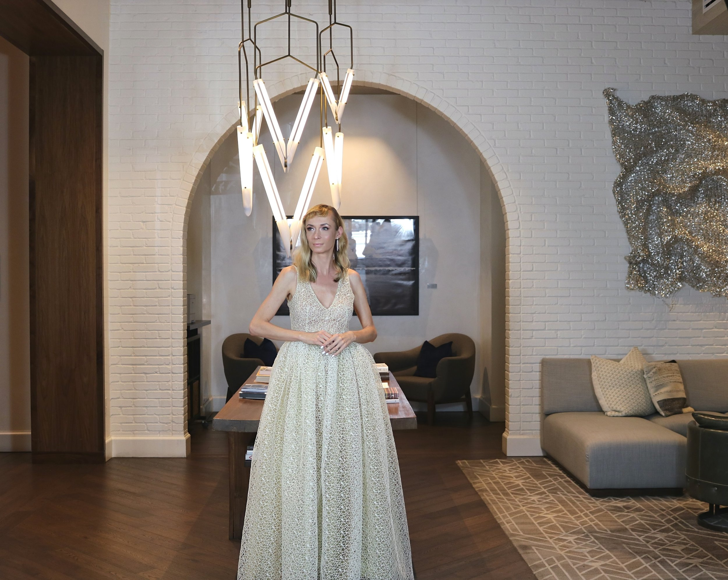 - Get The Look Now at Allison NicoleGown: Allison NicoleAllisonnicoledesigns.com