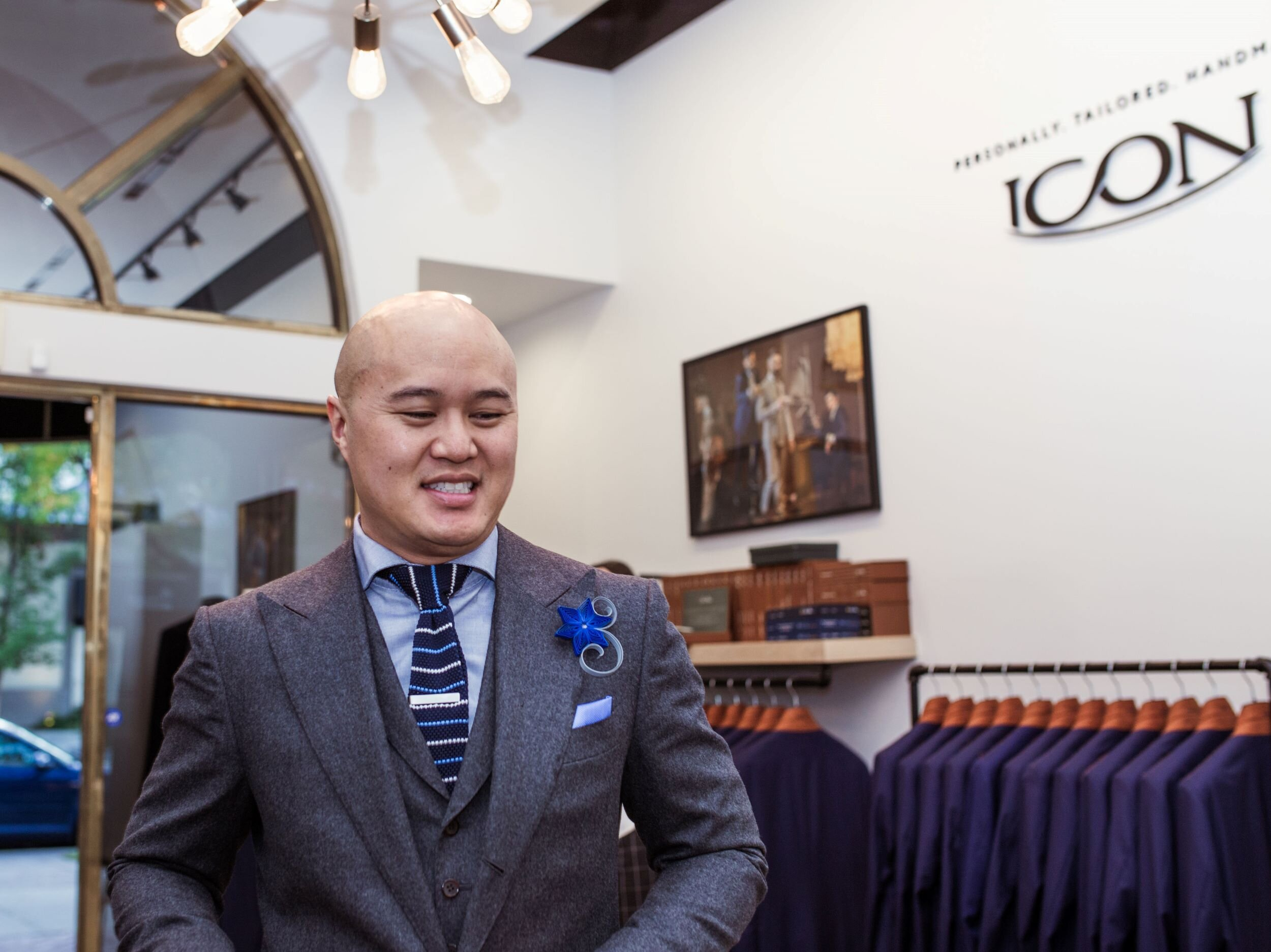 Cherry Creek Fashion and Icon Suit partner to present The Men's Issue Party