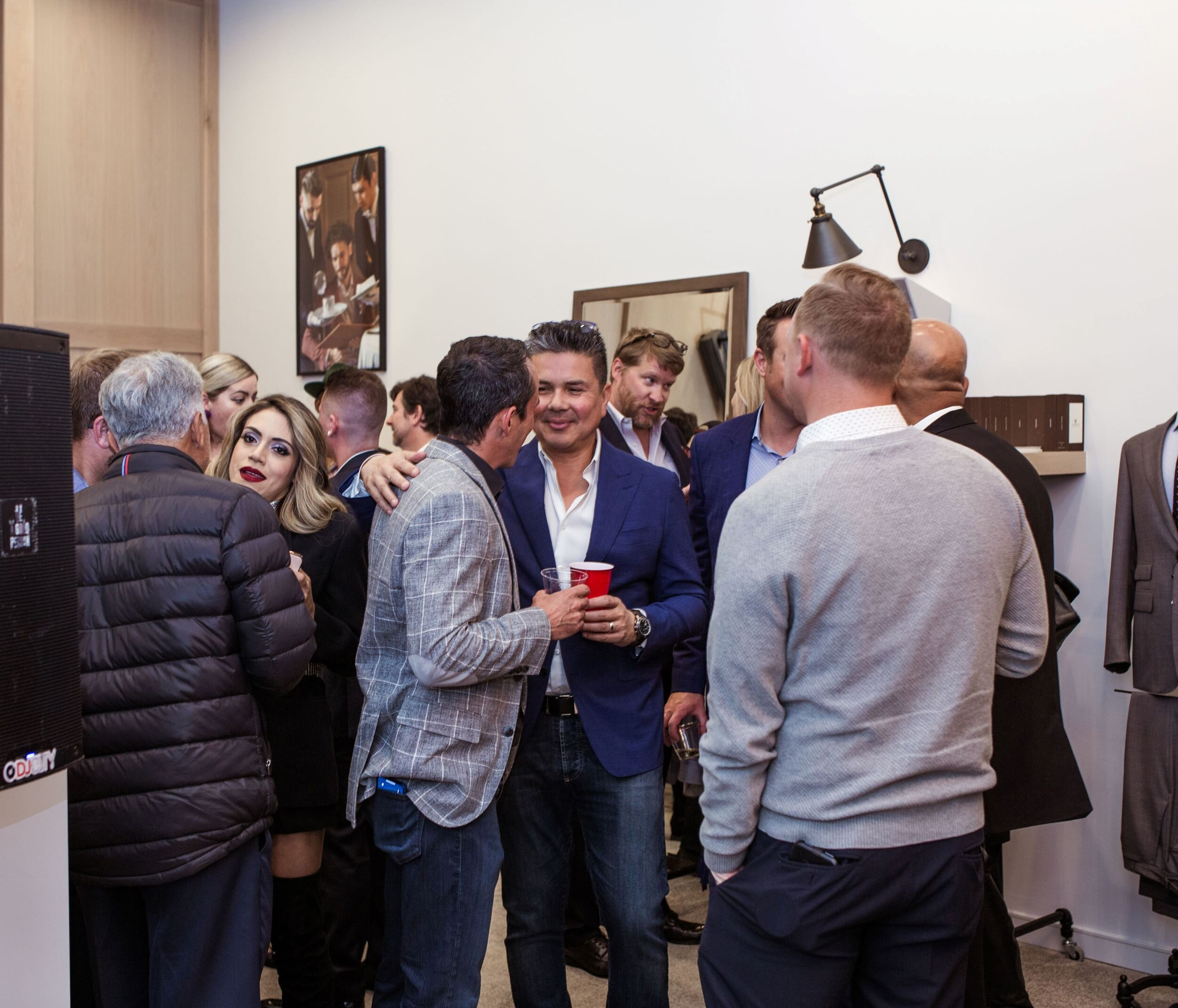 Cherry Creek Fashion and Icon Suit present The Men's Issue Party