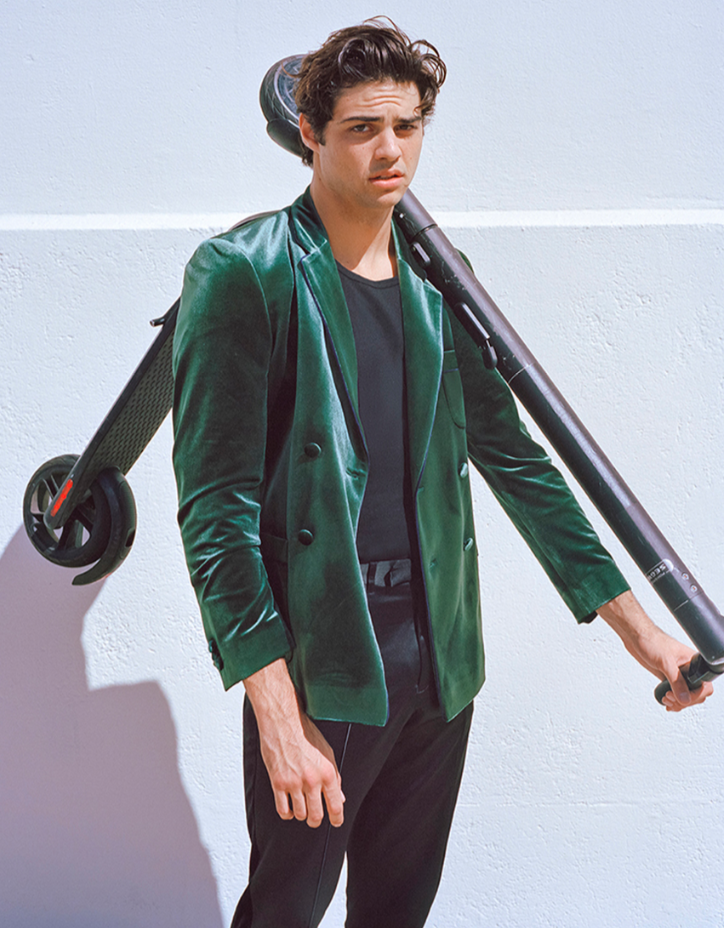 "ASOS MEETS NOAH CENTINEO - ""WHAT KEEPS ME MOVING IS GOOD FRIENDS AND KNOWING WHEN TO BE ALONE."""