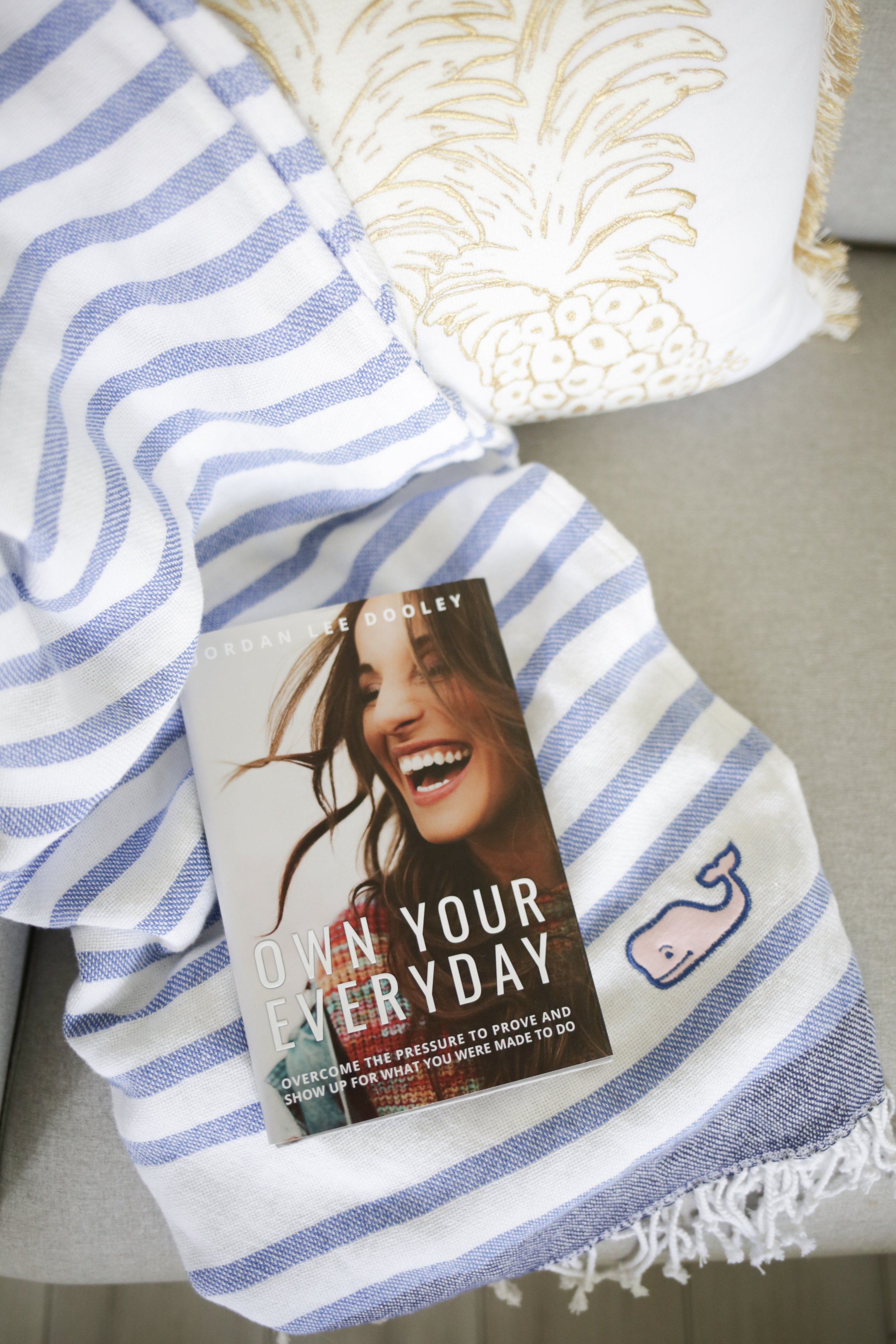 Read a little of  Own Your Everyday  by  Jordan Lee Dooley . So good! Stay tuned for a summer reading list blog post..