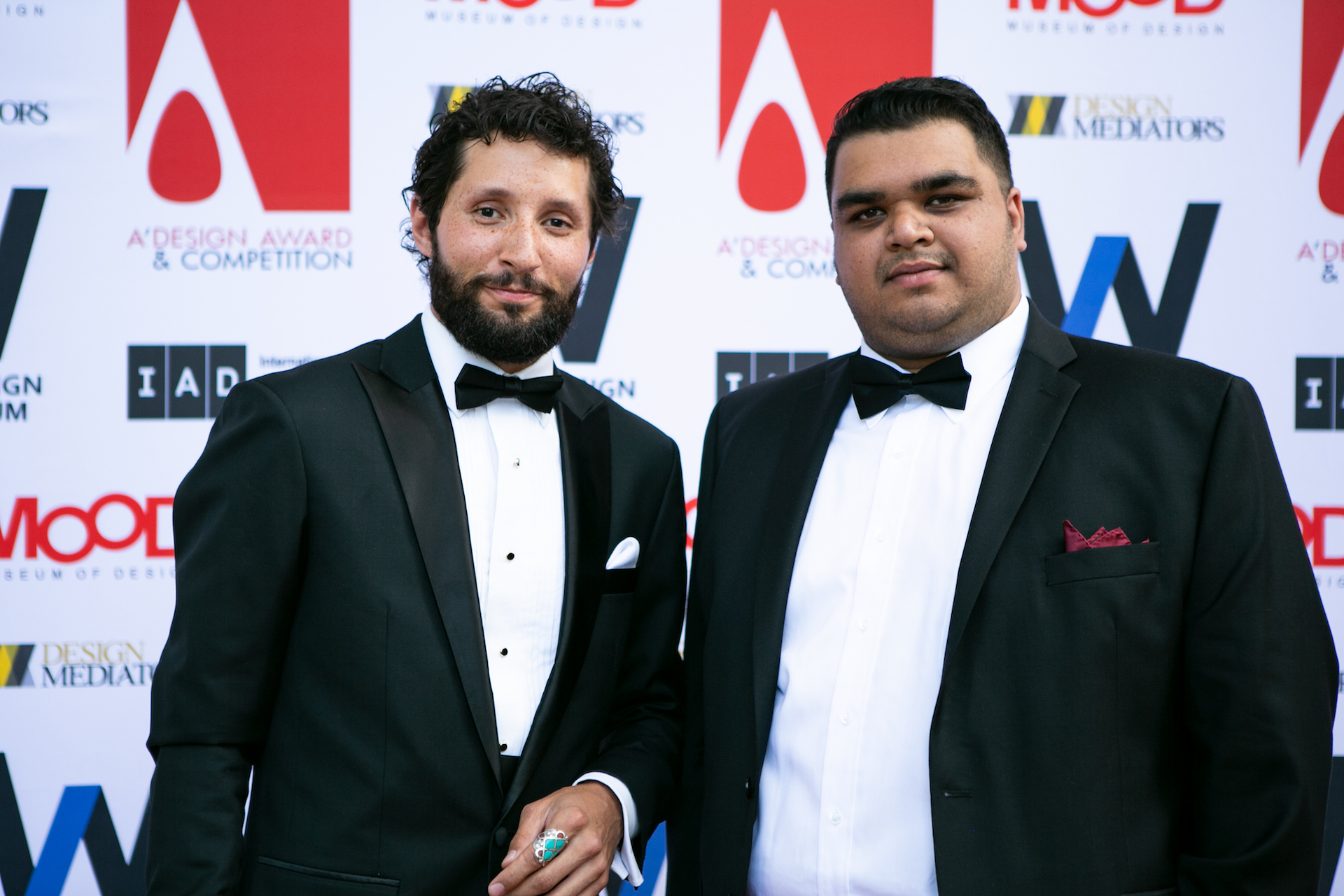 A' Design Award Gala Night at the Teatro Sociale in Como, Italy with New Relic Analytics Manager Ankush Rustagi