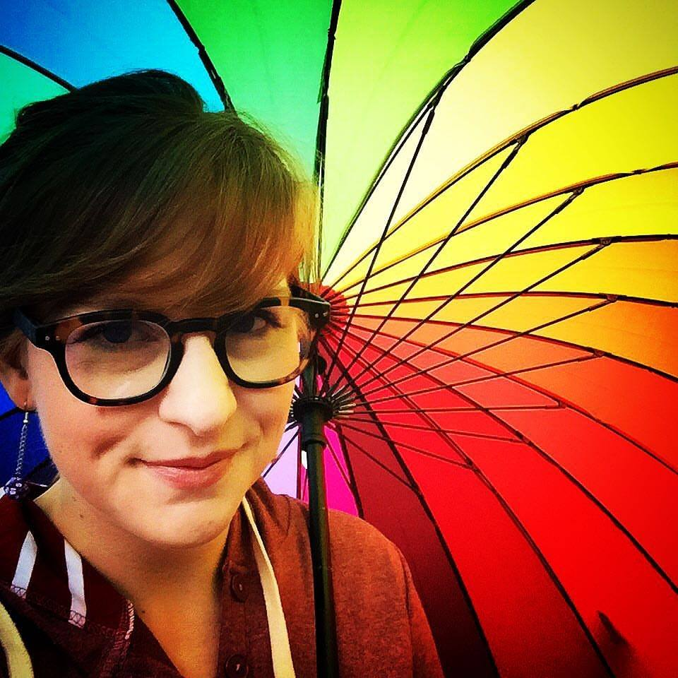 AMITY JAM - Hi! My name is Jamie, but friends often call me Jam. I am an artist, essayist, poet, streamer, and pocket friend. Most of my work, regardless of where or what it is, carries strong themes of self-care, mental health, 'trying best', magic, lightheartedness, and authenticity.