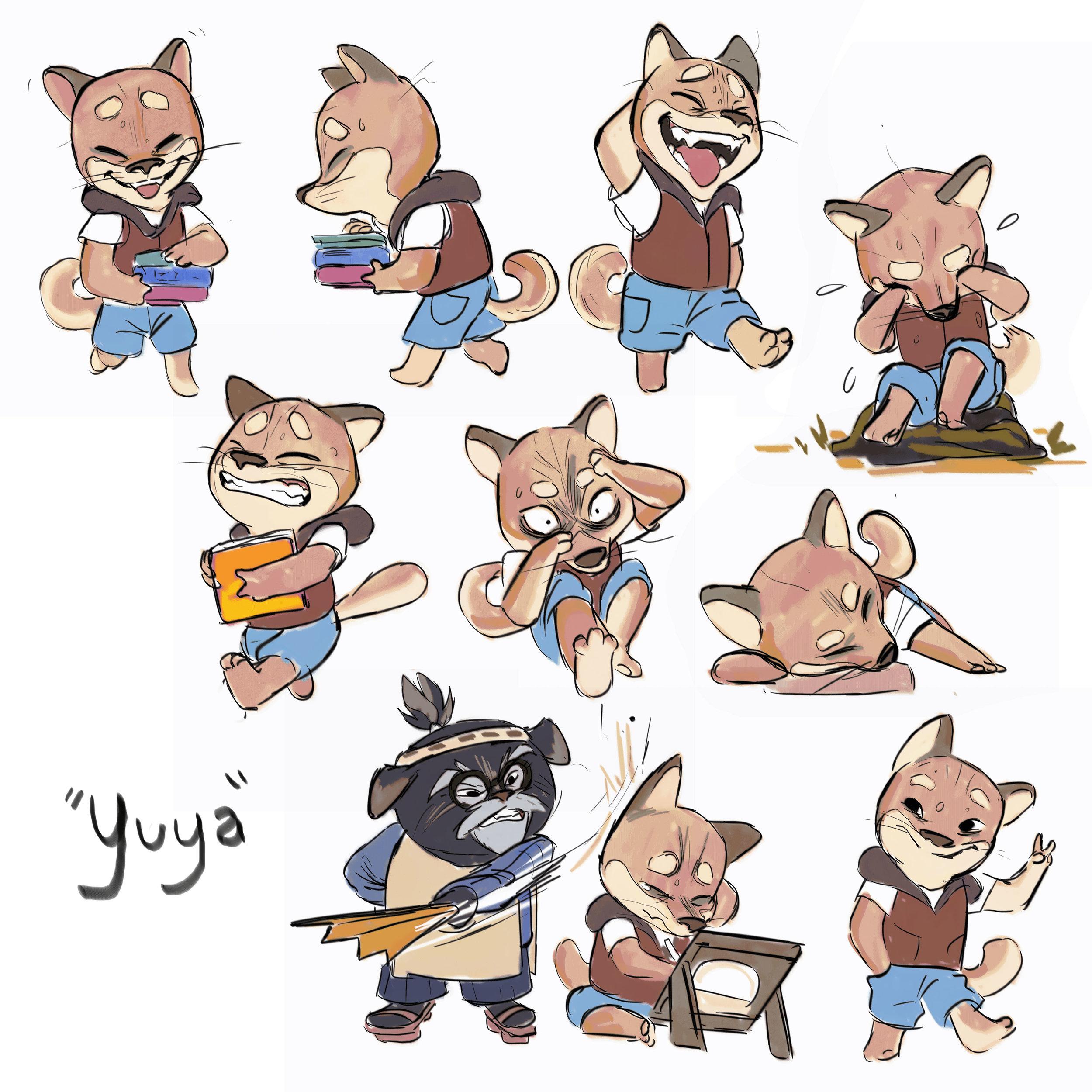 Yuya the Shiba Inu