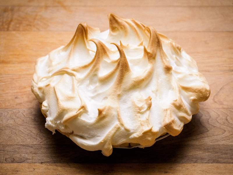 pies - We have everything from cream pies, to meringues, to fruit pies to peanut butter pies!