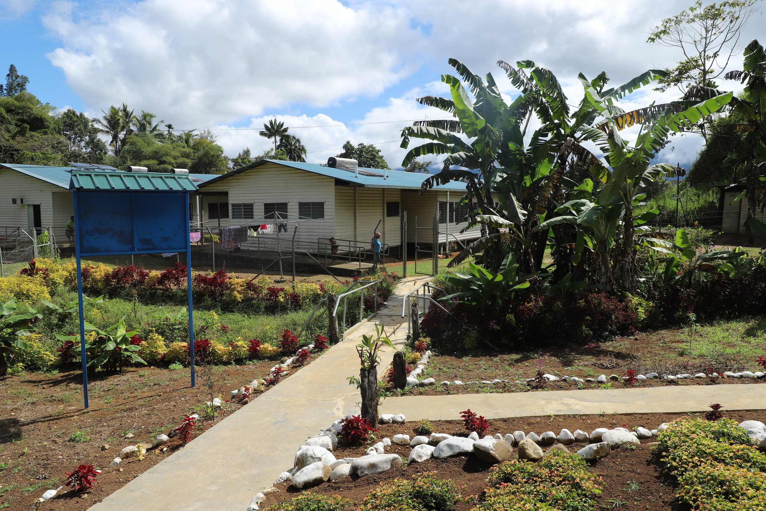 Pimaga Rural Hospital in the Southern Highlands Province.