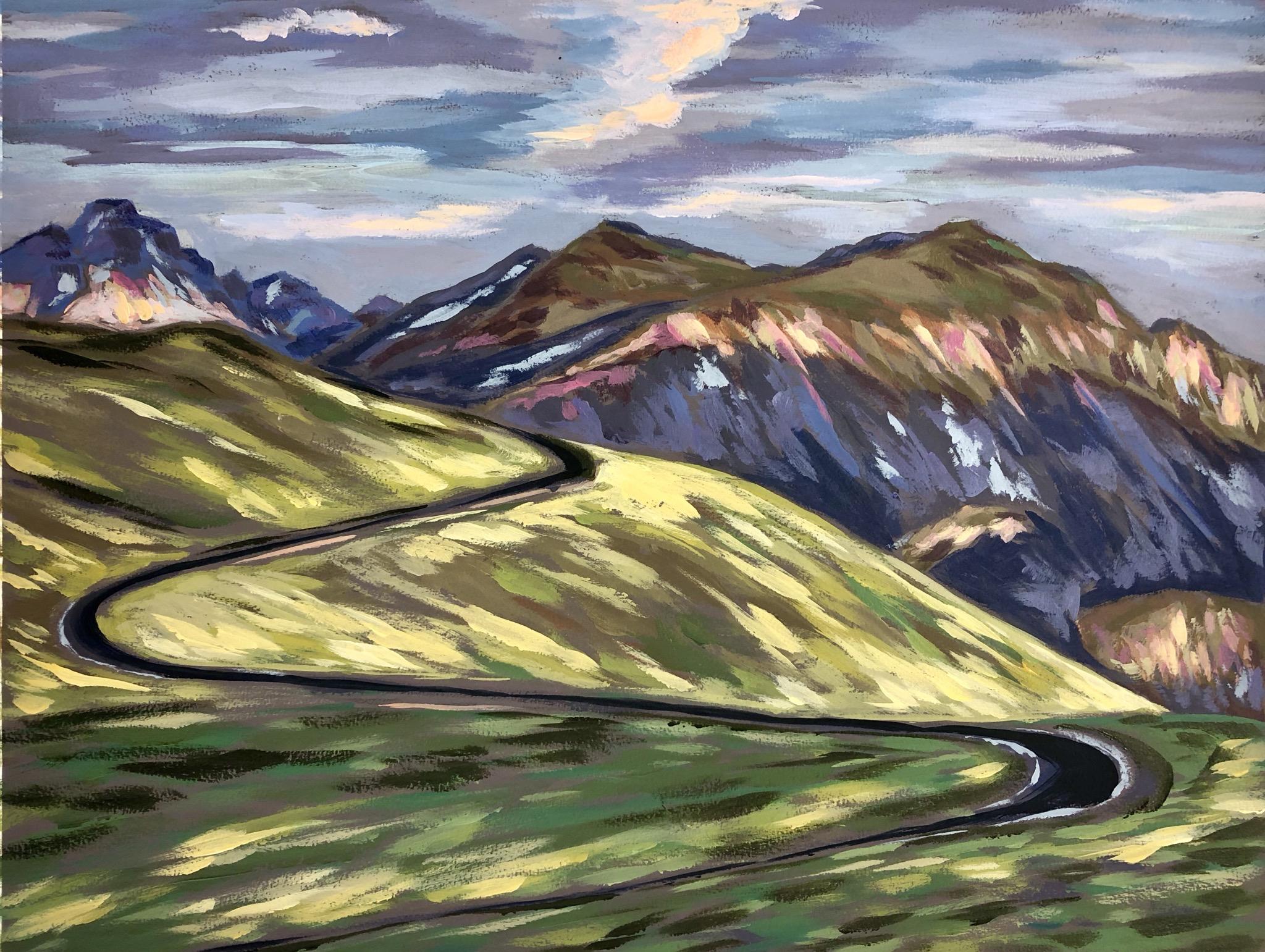 Trail Ridge Road - Rocky Mountain National Park, CO