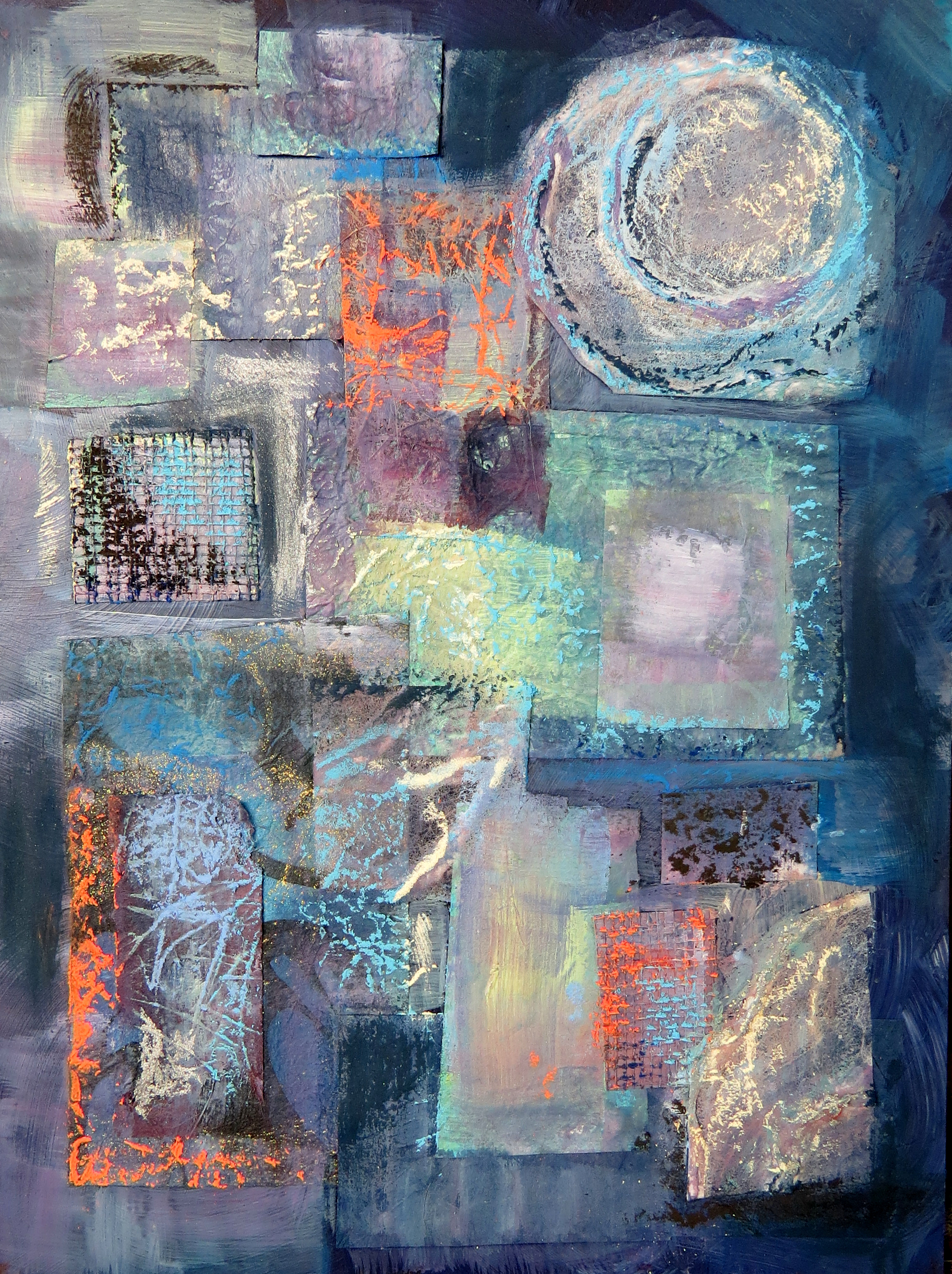Abstraction in Blue