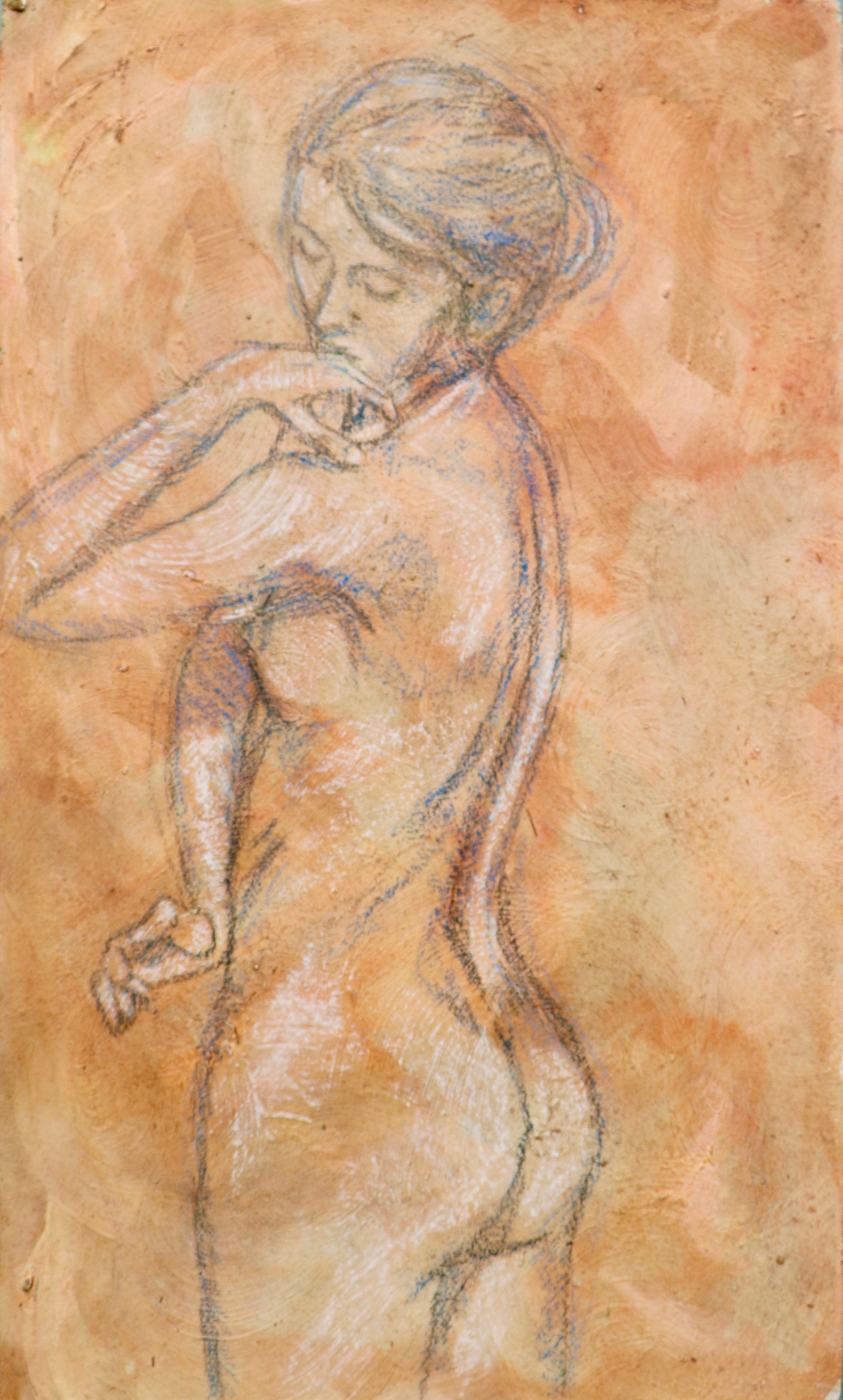 Figure study - Camilla
