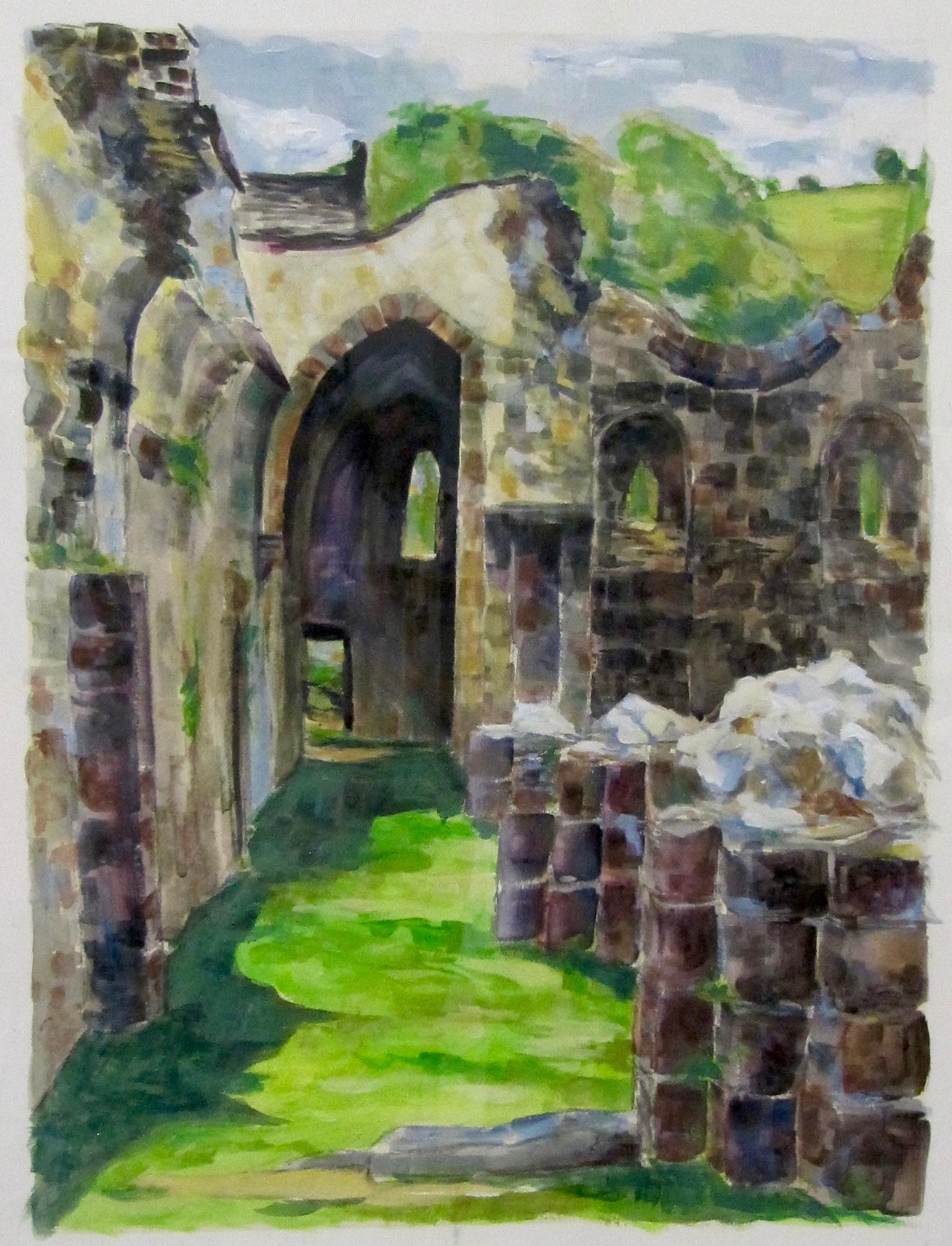 L'Abbey de Mazan