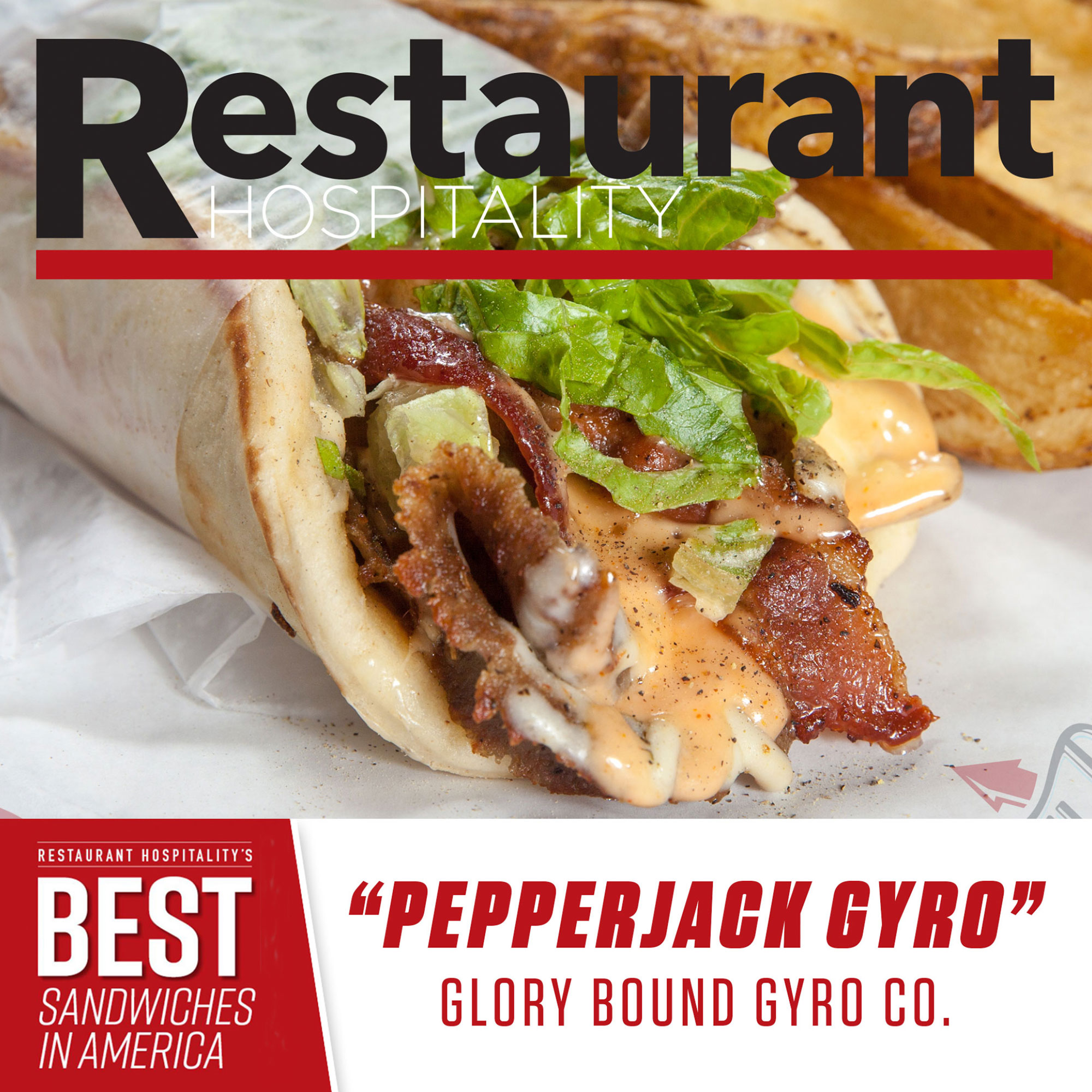 Product Recognition: Photography, Print, Web, Social Media  Glory Bound Gyro Co.