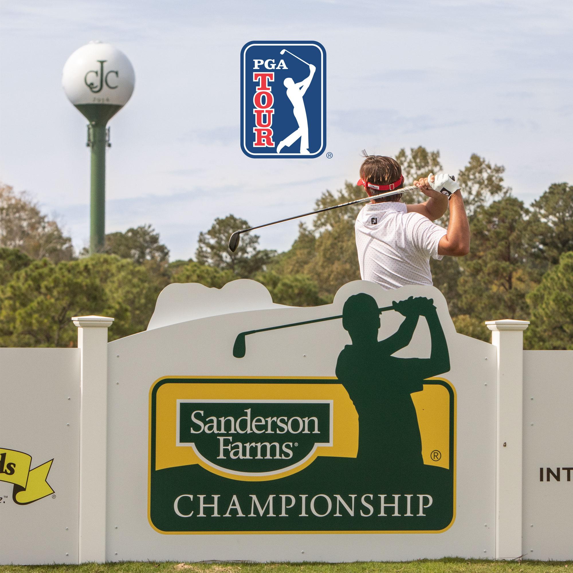 Photography, Videography: Sanderson Farms Championship PGA Tour