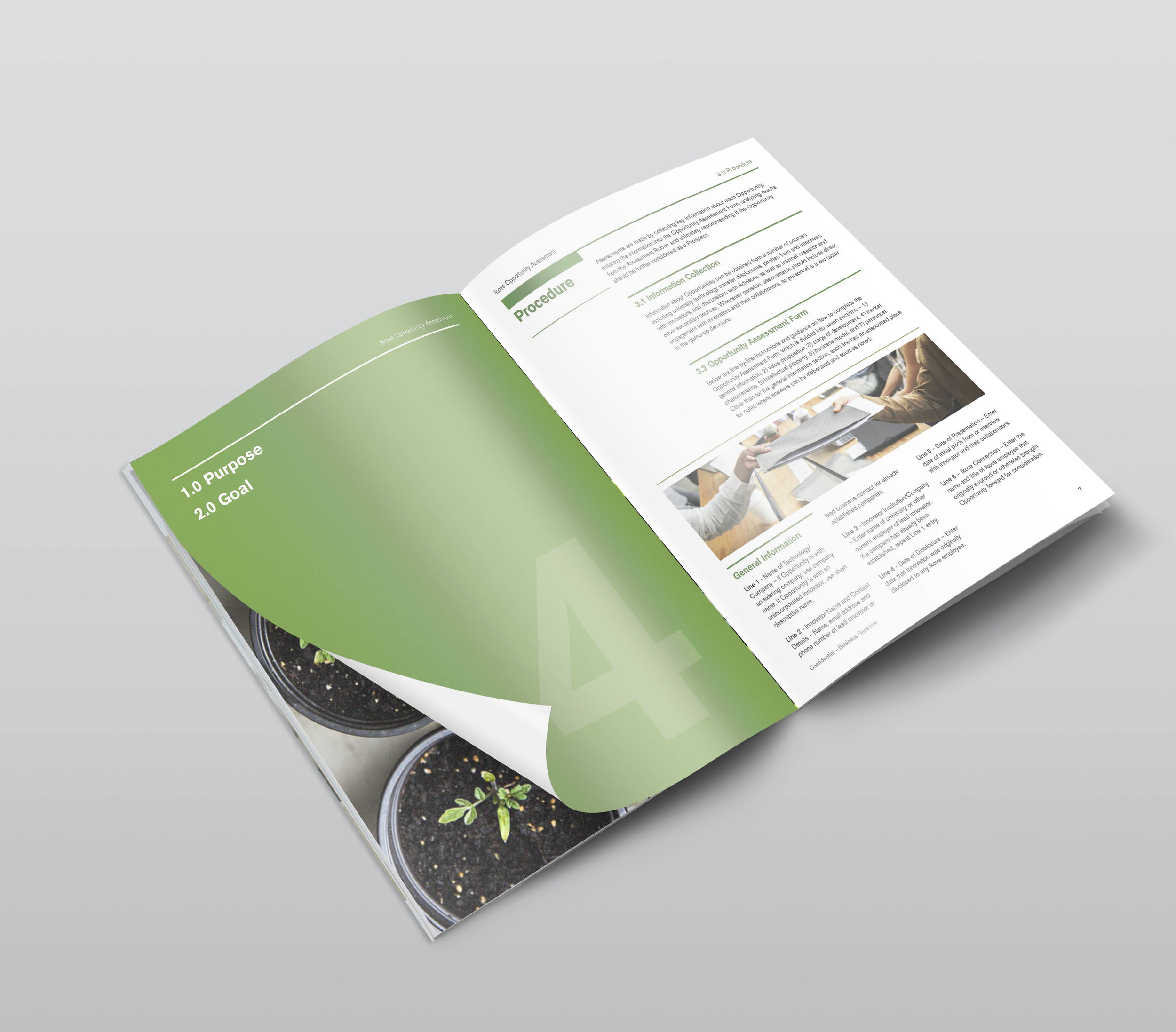 Company Info Brochure