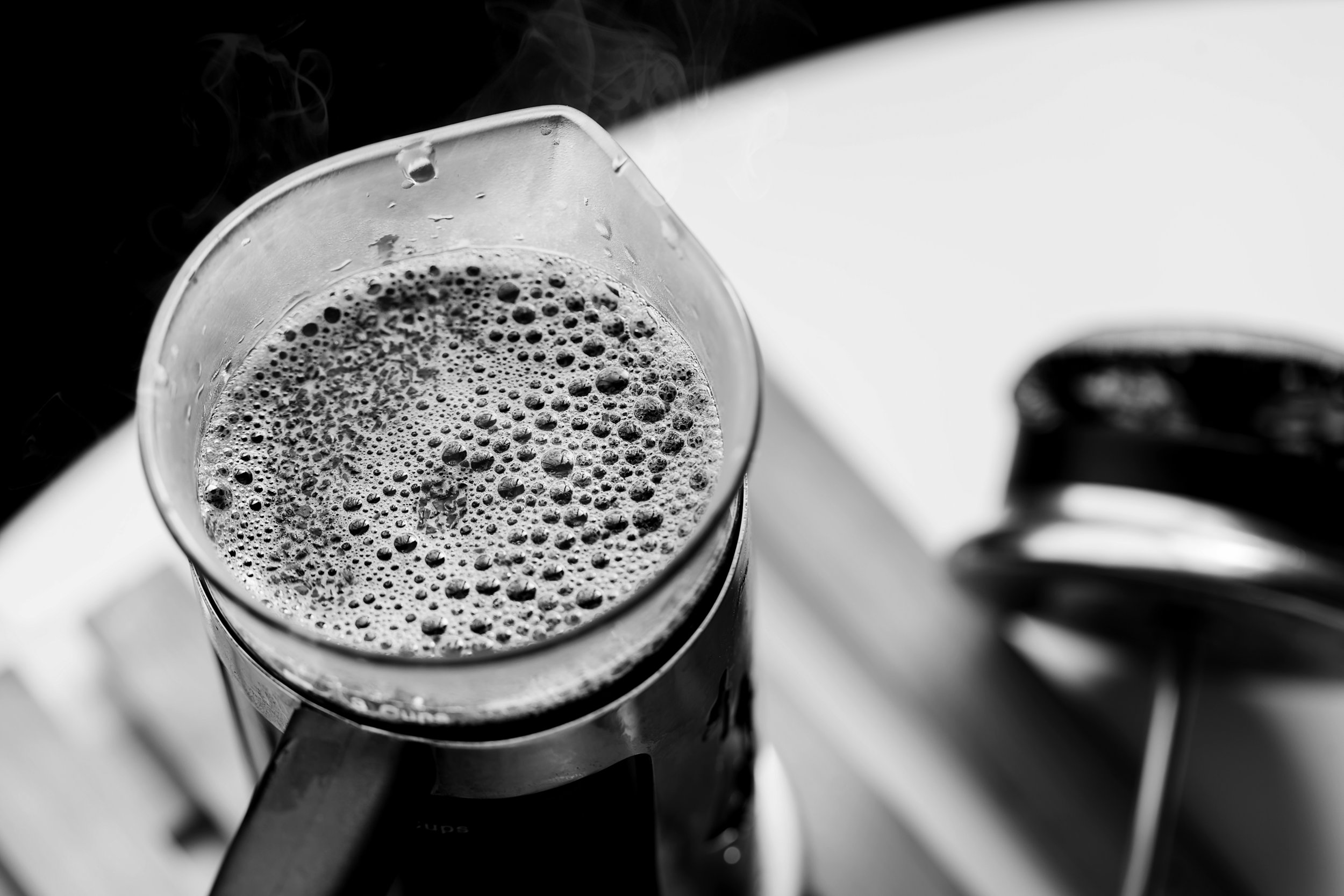 How to Brew a Cup of French Press > -