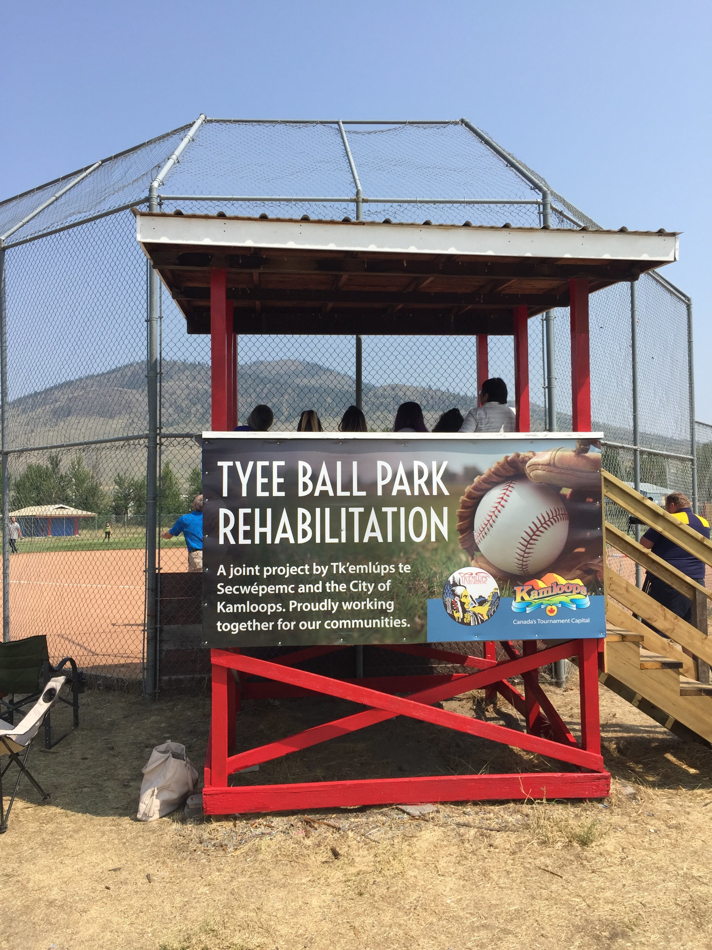 Joint recreation projects with Tk'emlups te Secwepemc