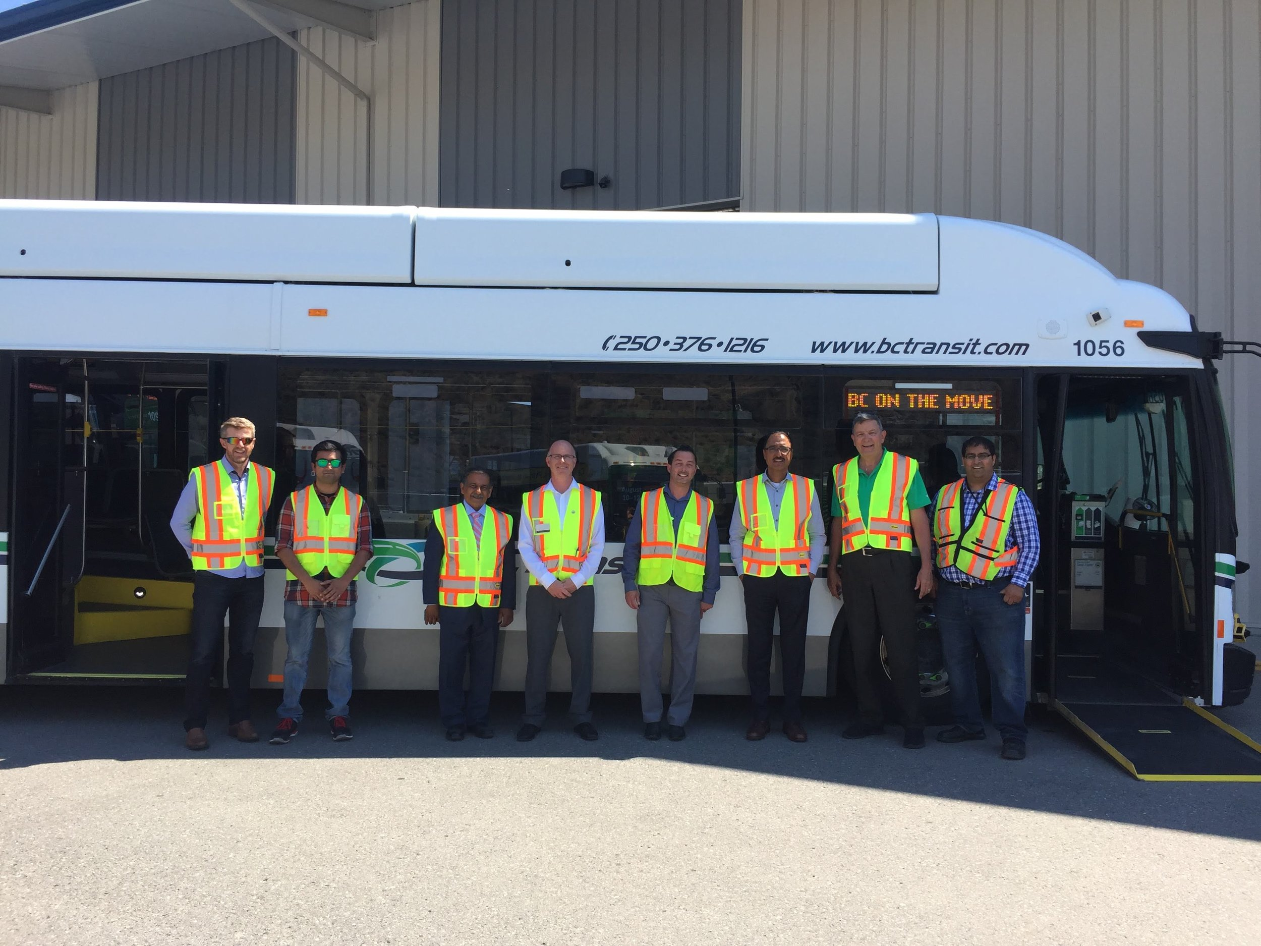 Supporting transit improvements
