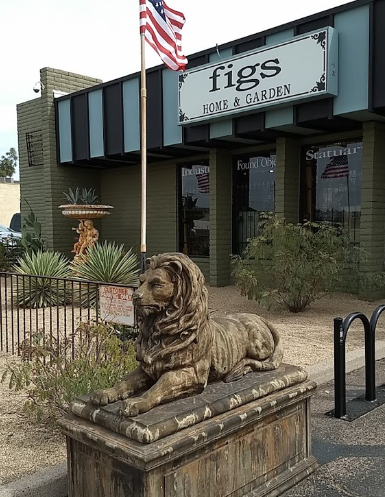 Figs Home & Garden - We are an eclectic urban furnishings boutique fashioned with Asian, Indian, Indonesian, and European furnishings, antiques, accessories, garden, architectural elements and a large selection of gifts.4501 N 7th Ave, Phoenix, AZ 85013 / (602) 279-1443