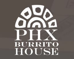 PHX Burrito House - Burritos, tacos & quesadillas highlight the menu at this simple outlet for Mexican favorites.4140 7th Ave, Phoenix, AZ 85013 / (602) 265-1274