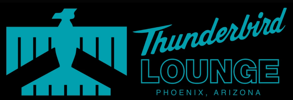Thunderbird Lounge - Inspired by the late 1970's and our love for mid century modern design, the interior is done in a color palette of orange, yellow, and brown (ironically the elementary school colors of the owners) and is complete with jukebox, cigarette machine, pinball, and retro video games.710 W Montecito Ave, Phoenix, AZ / (602) 283-4621