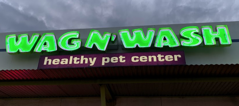 Wag N Wash - At Wag N' Wash® Natural Pet Food & Grooming, we understand that your cats and dogs are more than just pets, they are cherished members of the family. We are proud to provide you with stores where you can wash 'em, feed 'em, spoil 'em and love 'em! Wag N' Wash stores offer a large selection of healthy, natural pet foods; a variety of self-service wash options; full service grooming; nail trims; an in-store bakery plus durable toys, treats, outdoor gear, beds, blankets and supplements.4230 N 7th Ave, Phoenix, AZ 85013 / (602) 462-9274