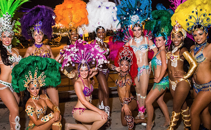 Samba Performers - Samba Performers is comprised of some of the most talented dancers around. Founded in 2008 by Angelique Starks, Samba Performers has quickly become one of the liveliest and most notable Samba acts in the country.4113 N 7th Ave, Phoenix, AZ 85013 / (480) 510-4741