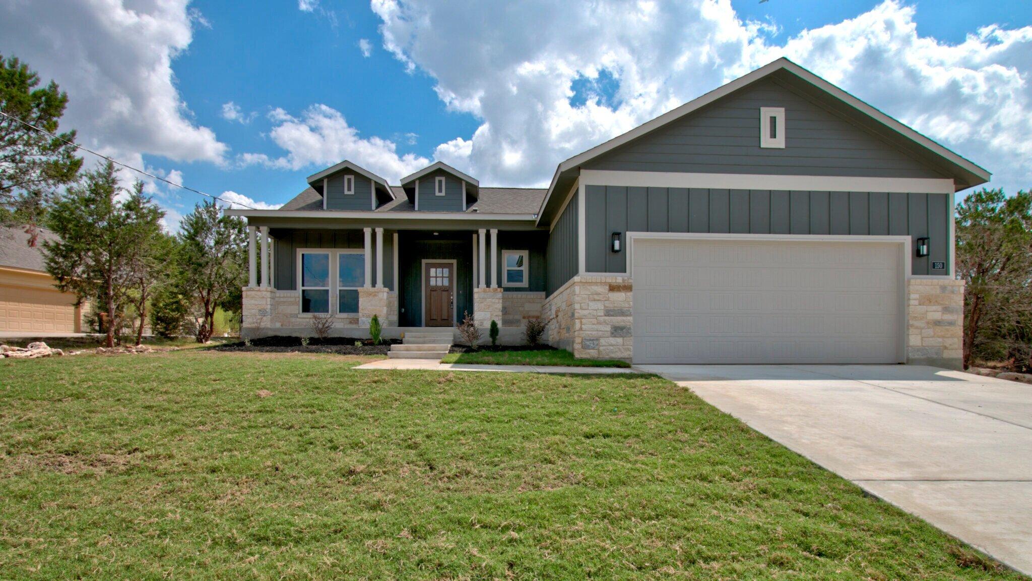 150 Kaleigh Way - Canyon Lake, TX 78133$290,900