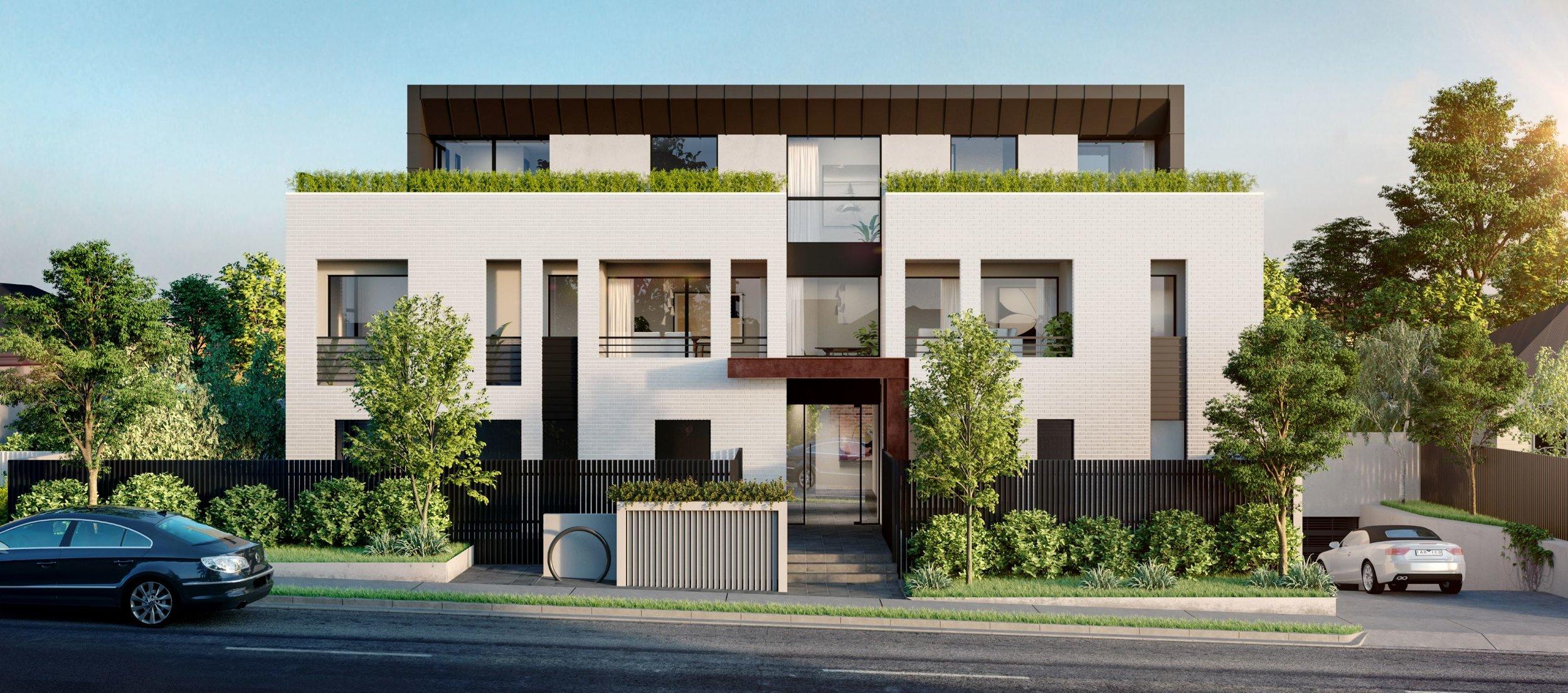 Render by Brayshaw Architects