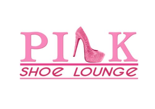 Pink Shoe Lounge   Services: Social Media + Website Design