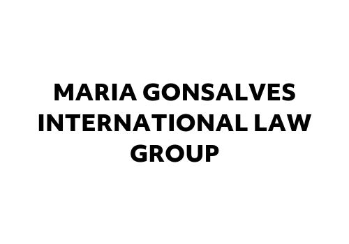 Maria Gonsalves International Law Group   Services: Social Media Setup + Website
