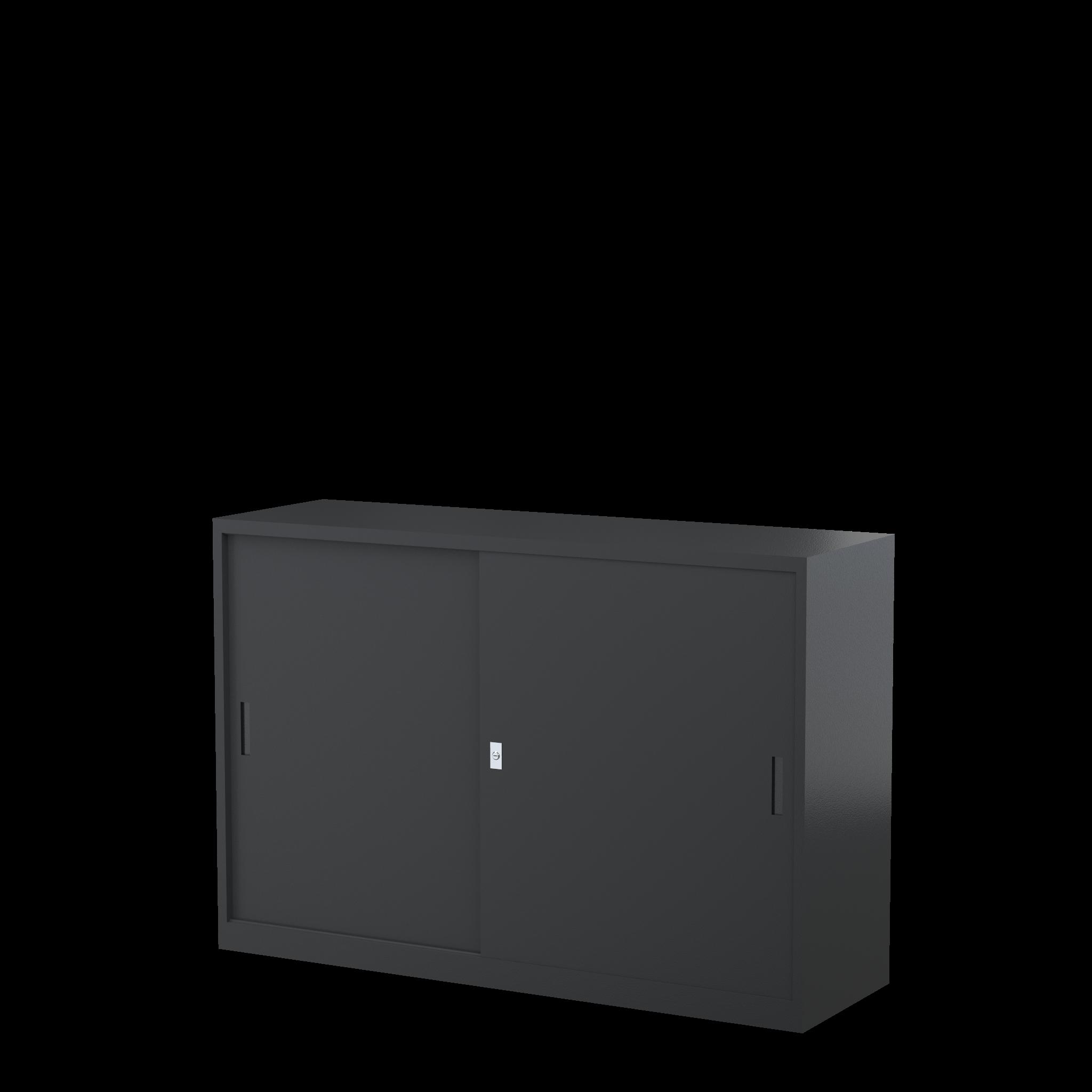 Steelco Sliding Door Cabinet