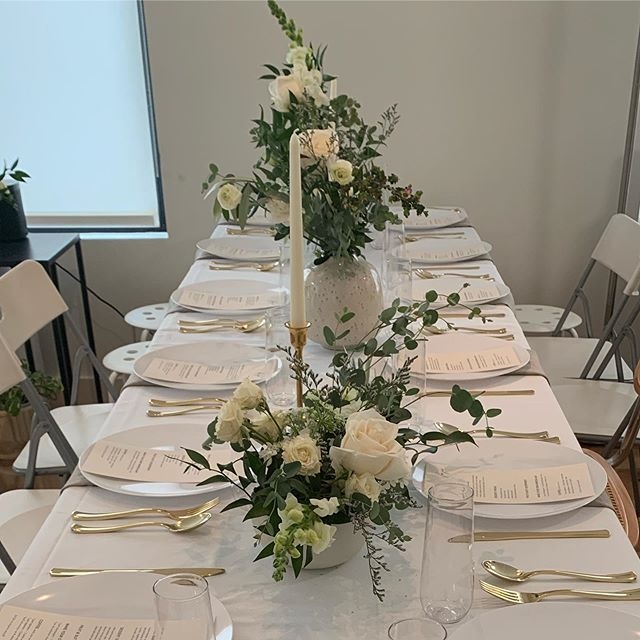We had a limited amount of resources, but we pulled together and created a pretty badass setting for @jesschiy's bridal shower. Shoutout to @staceinyoface for masterminding her sister's party and inviting me to help! I'm so excited to the actual wedding!  #family #cousinlove #wedding #diyevents #laweddingflorist #flowers #laflorist #lawedding #weddingvenue #centerpiece #whiteflowers #budgetwedding #bridalshower #budgetbridalshow #community #love #marriage #twobecomeone