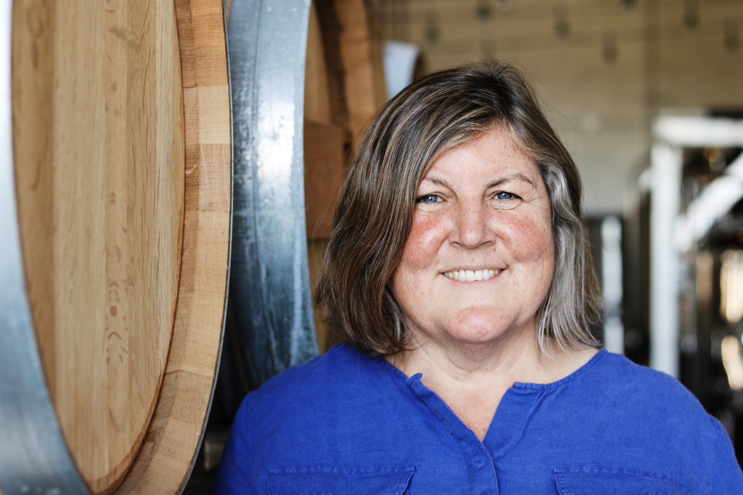 Elaine St. Clair     Co-Owner - Winemaker/Brewmaster    read bio