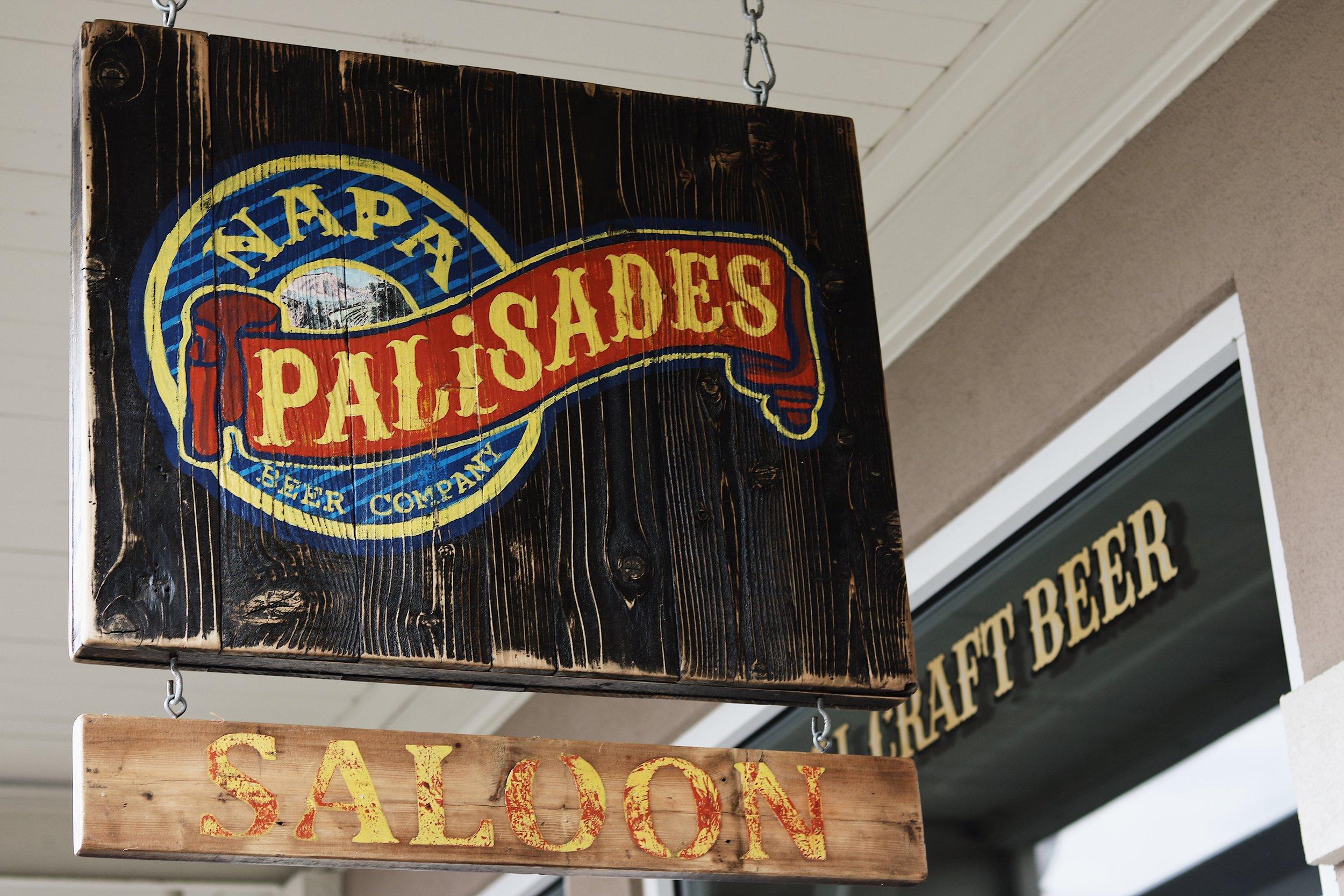 Napa Palisades saloon - 1000 Main St, Napa, CA 94559