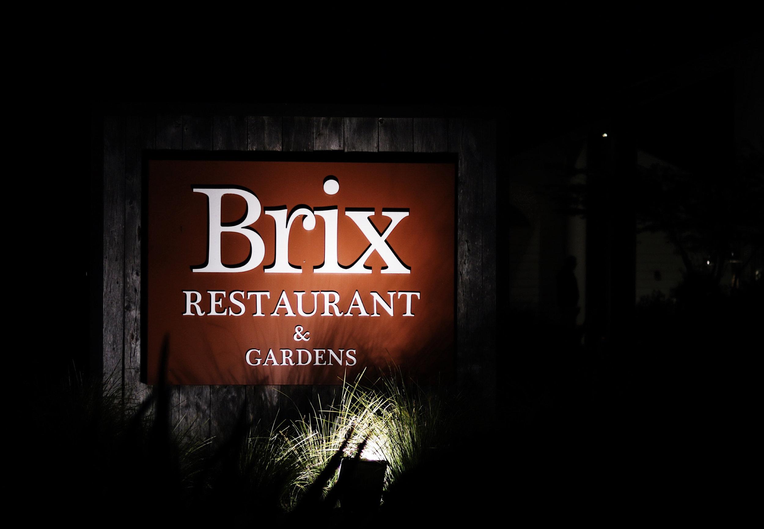 Brix - 7377 St. Helena Hwy, Napa, CA 94558