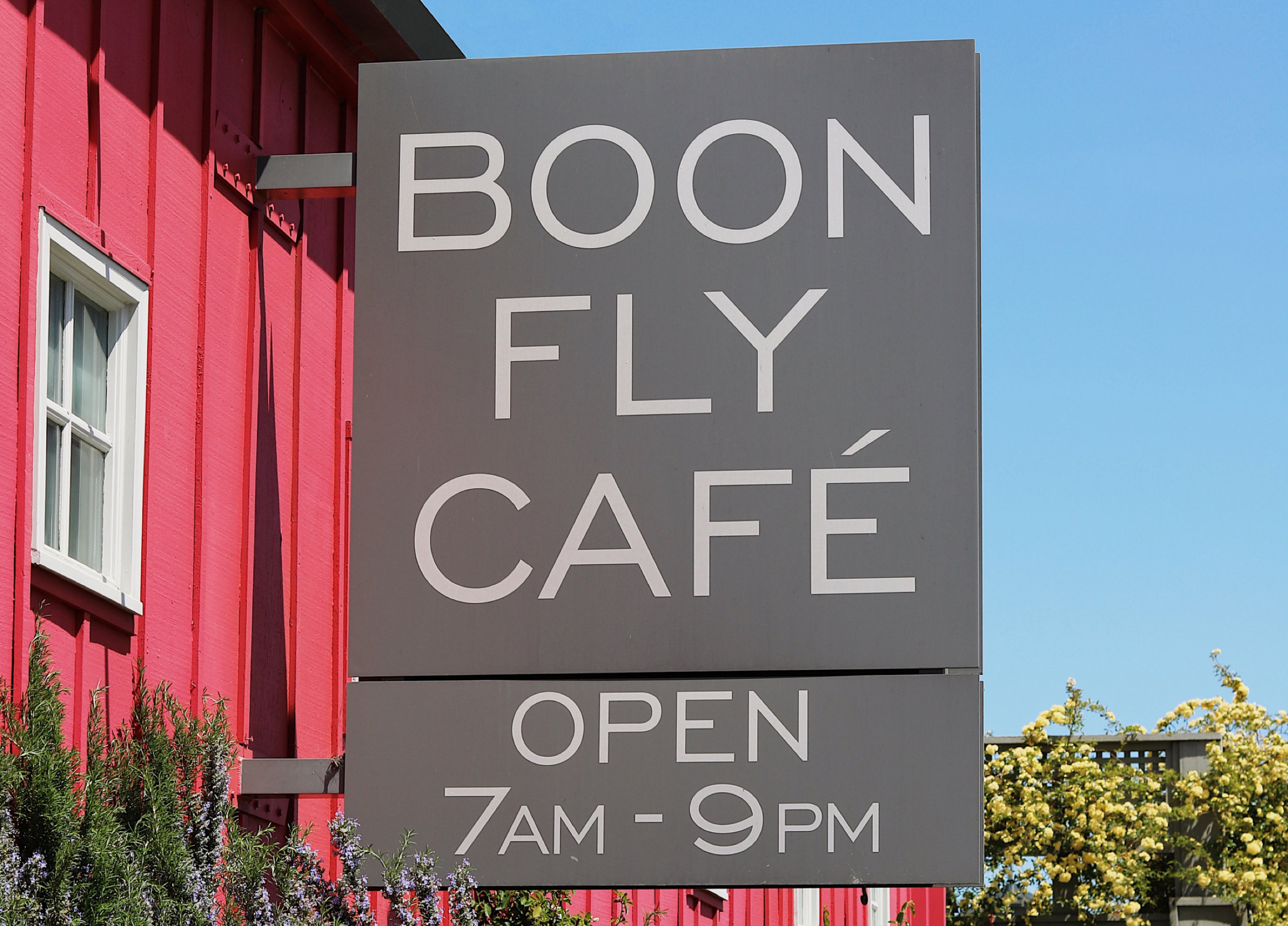 Boon fly café - Carneros Resort and Spa, 4048 Sonoma Hwy, Napa, CA 94559