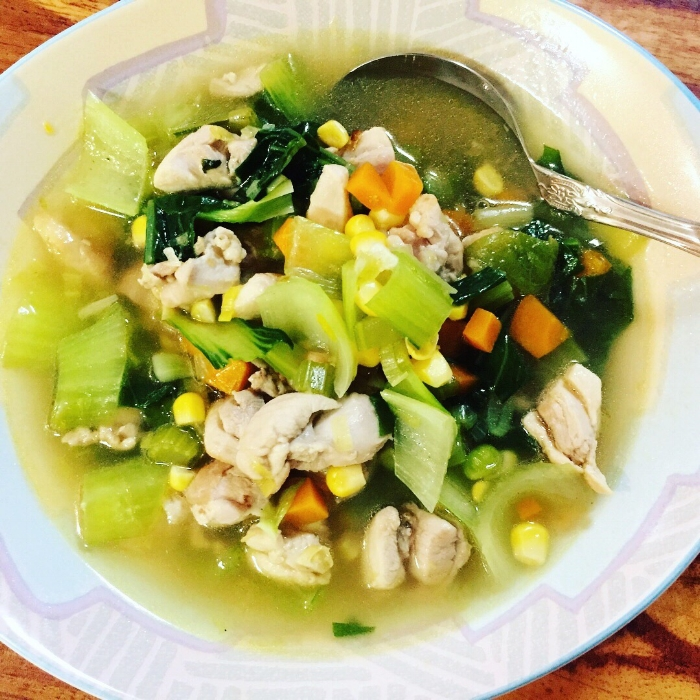 Chicken and cabbage soup.JPG