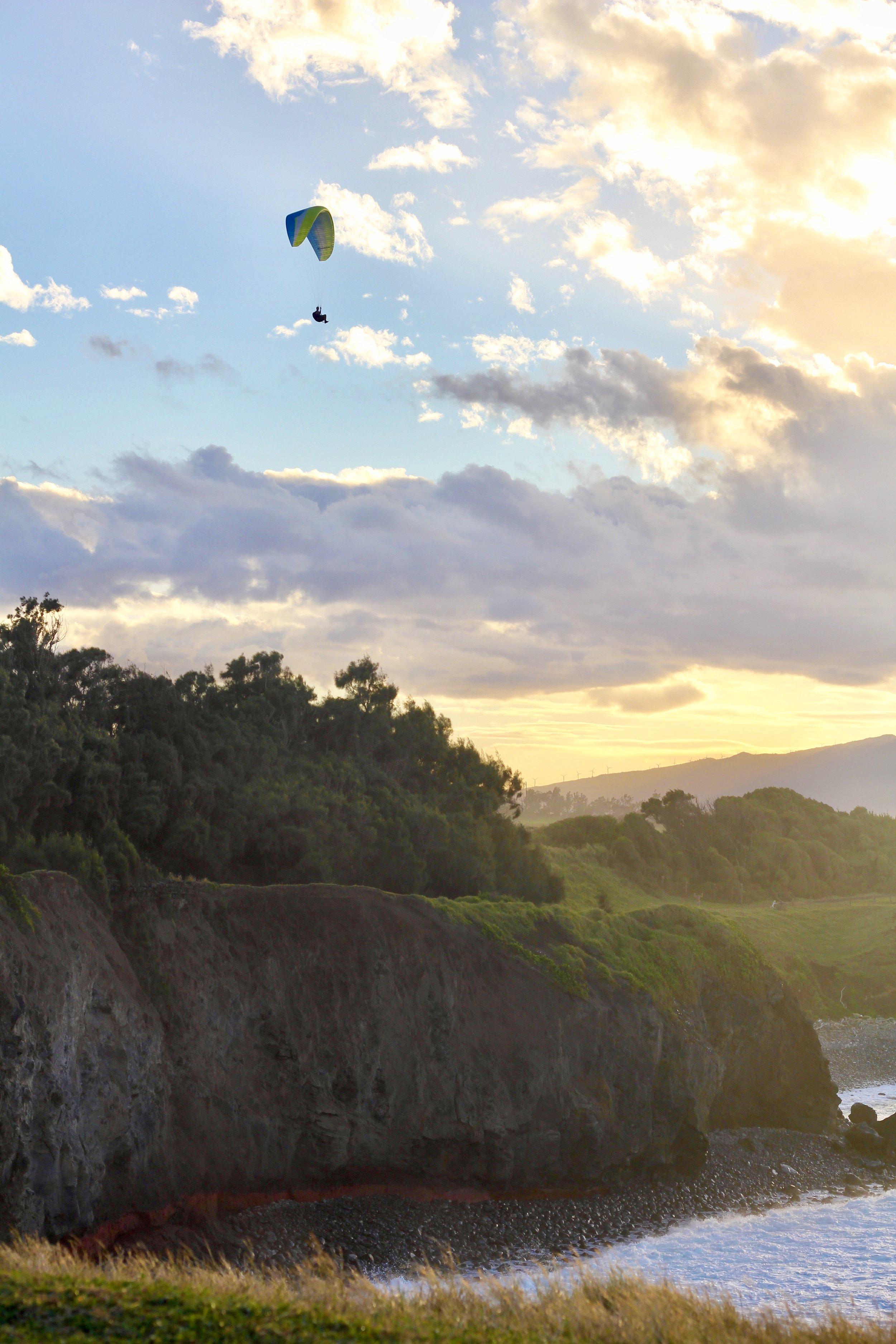 Ho'okipa Cliffs