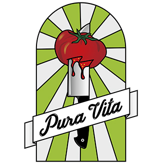 Vegan catering by Pura Vita, the first 100% plant based Italian restaurant and wine Bar.