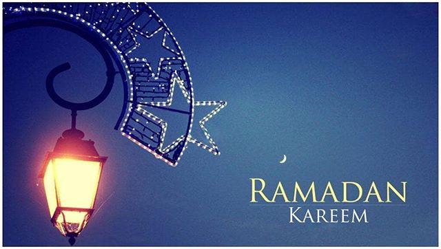 Wishing a blessed Ramadan to everyone around the world! Ramadan Mubarak!