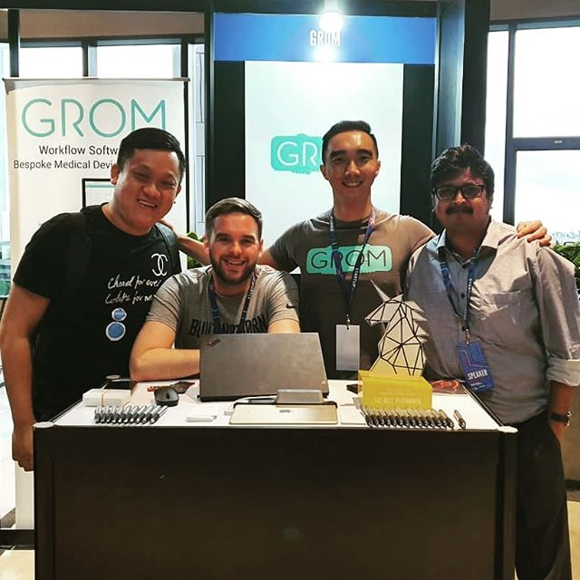 How awesome to see our friends from #cempia at #startupthailand