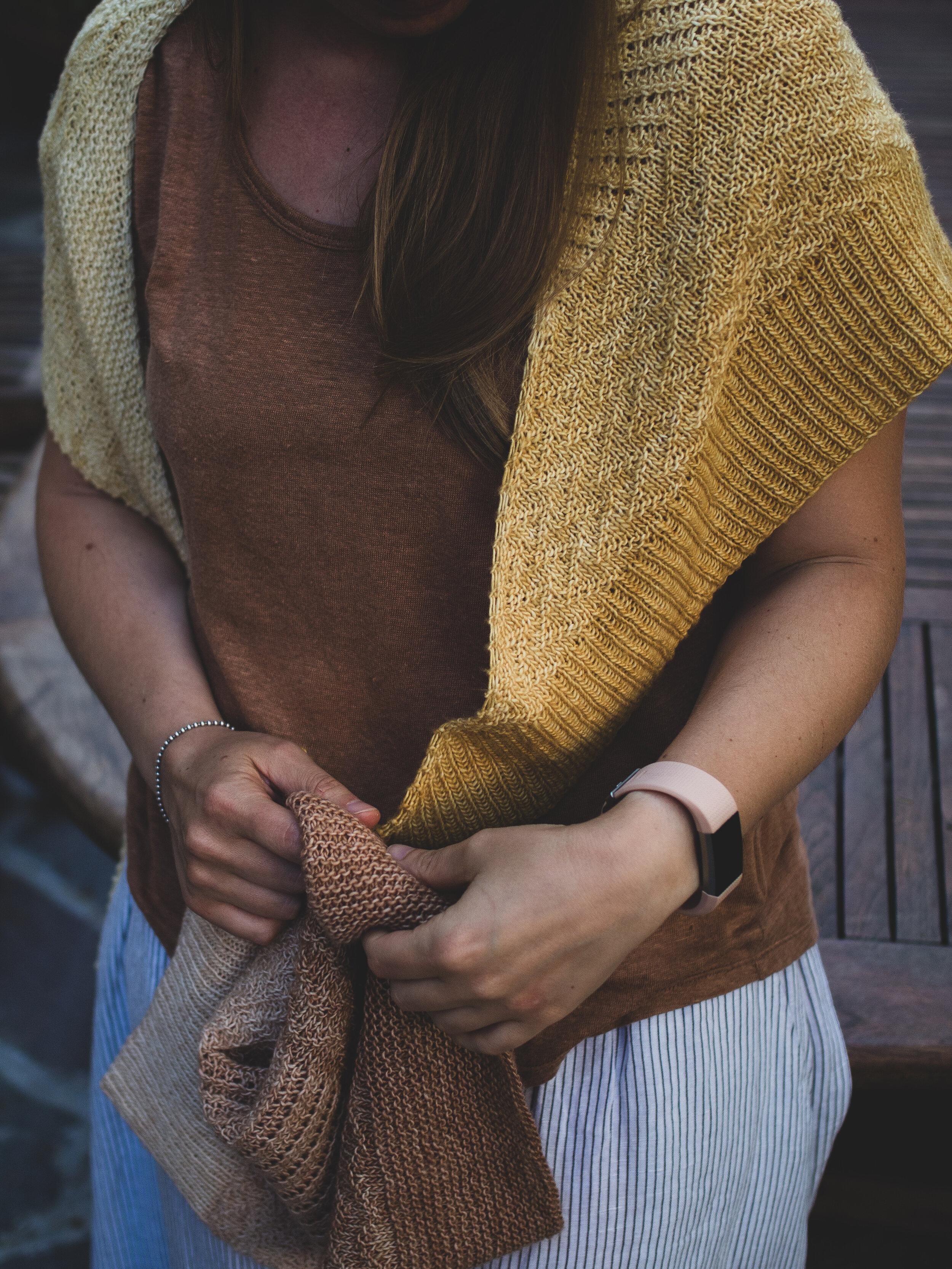 Yarn kits -