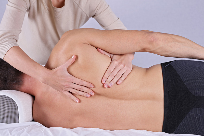 Osteopathy - Click here