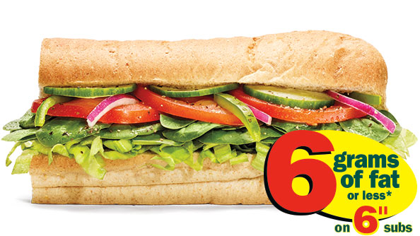 Weekend Special - 3 footlong subs for $18. Choose from: Ham, Veggie, Pepperoni, Egg Salad, Salami