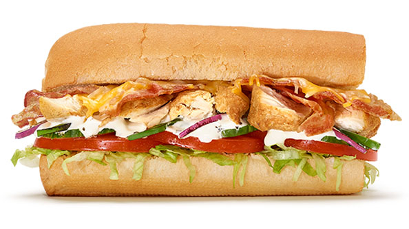 Buy One Get One For $1 - Buy any sub and get another sub of equal of lesser value for $1
