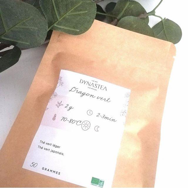Un nouvel article sur le blog🌿 On parle du thé vert 😋  #tea #teatime #teaaddict #thé #dynasteabox #thevert #bienetre #bio #tealover #naturalgreen #healthylifestyle #blog #blogging #article