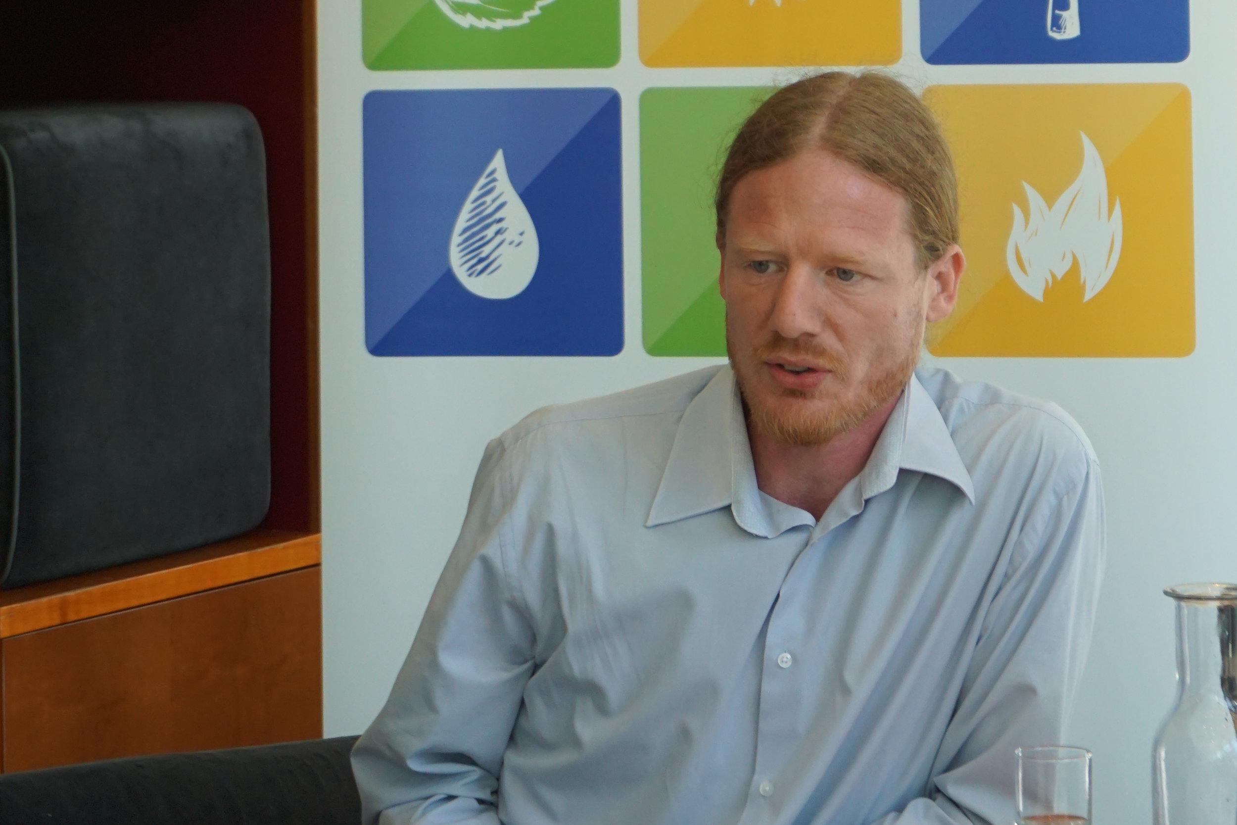Bernhard Stürmer, Kompost und Biogas Verband