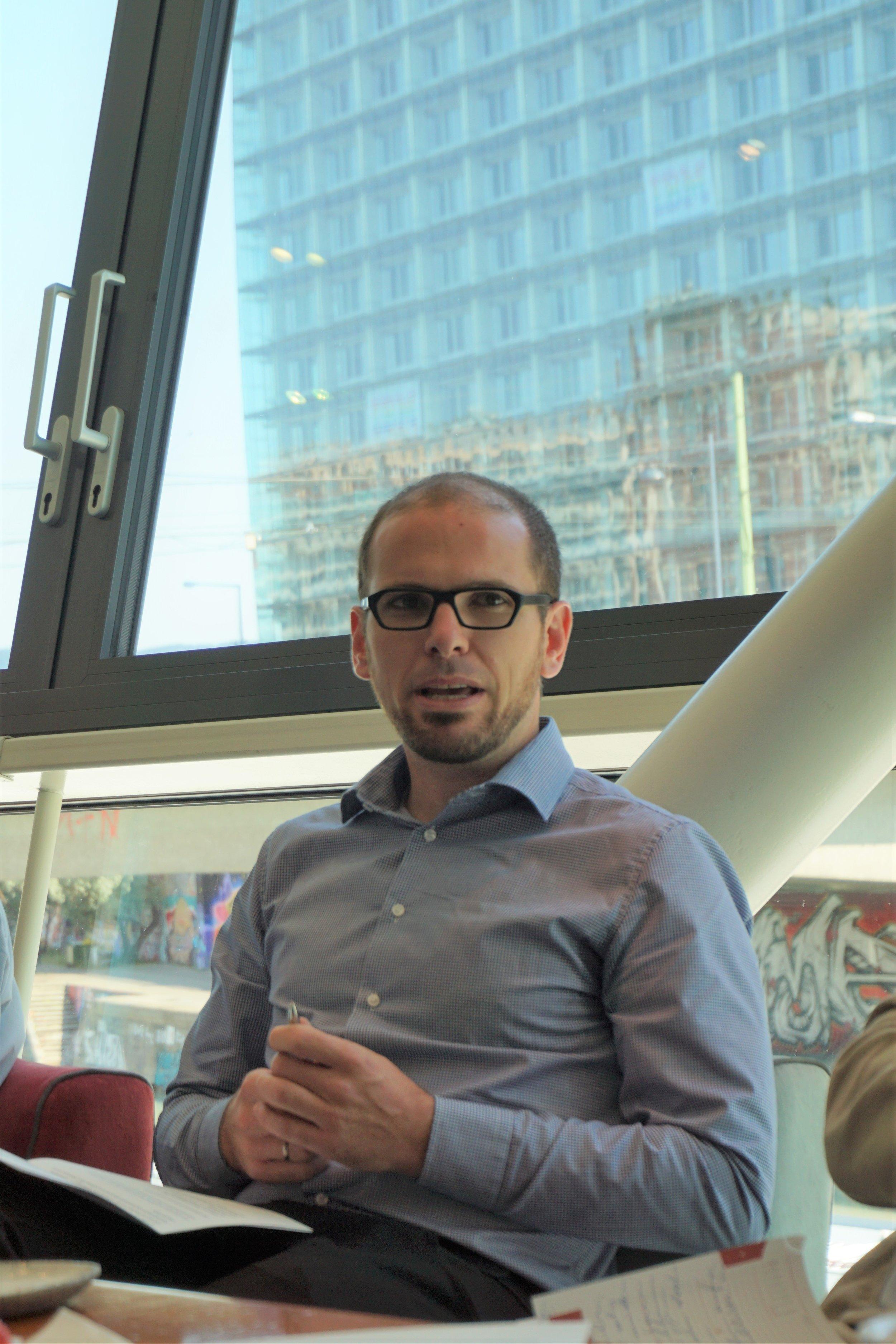 Paul Ablinger, Kleinwasserkraft Österreich
